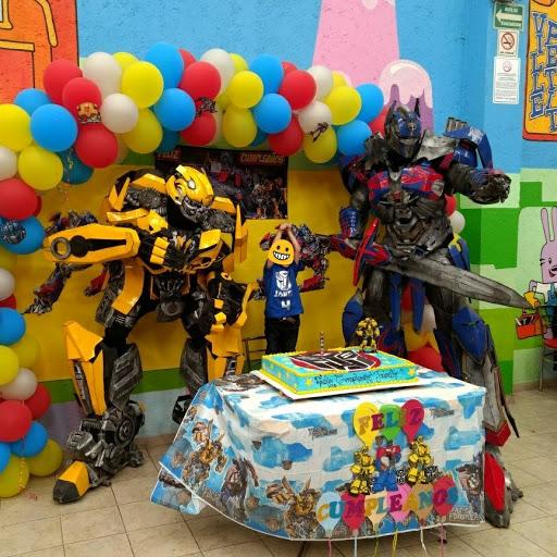 Show Transformers Mexico