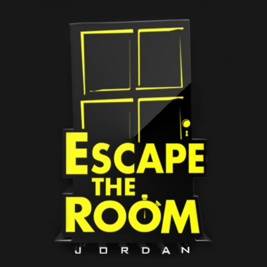 Escape the room jordan youtube for Escape room equipment