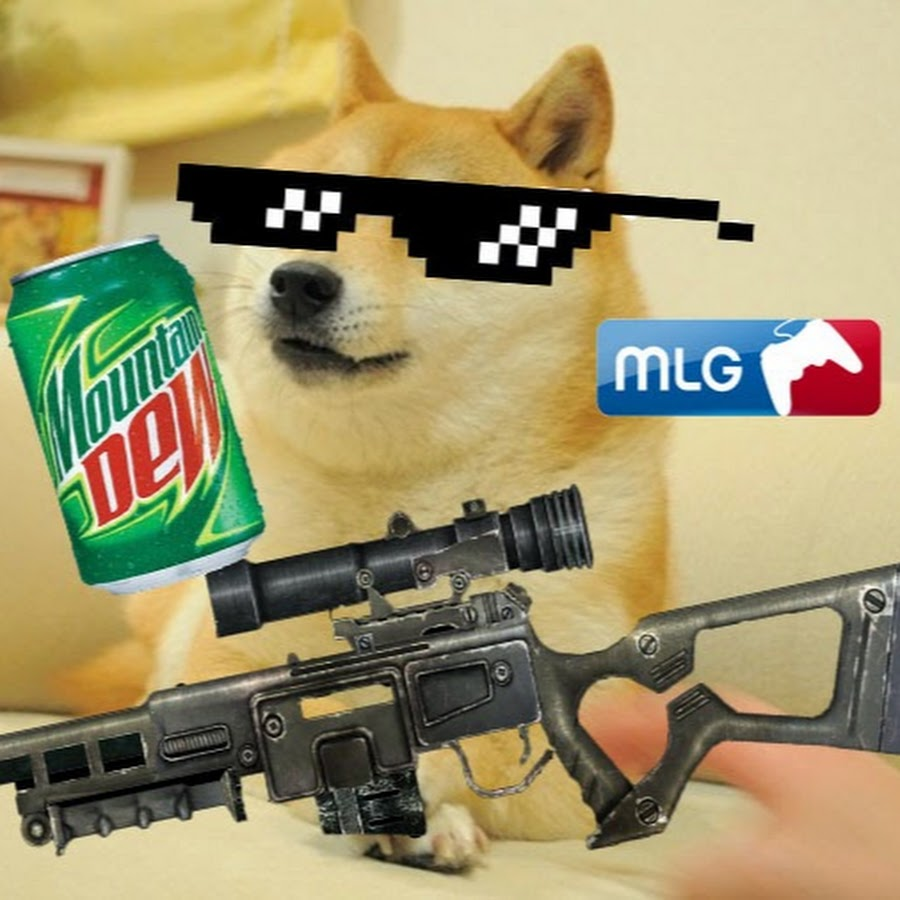 Mlg Doge 4lyfe Much Skill Very Ijsdao9fasxxxx Youtube