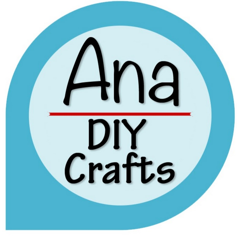 Ana diy crafts youtube for Diy crafts youtube channels