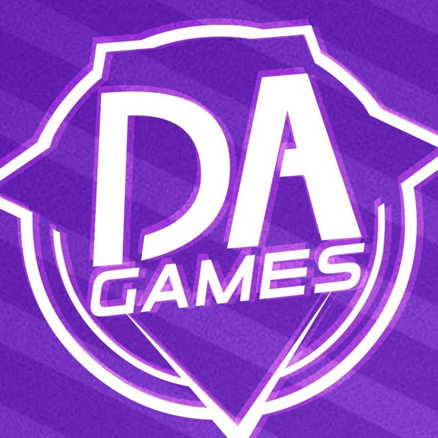 DAGames - YouTube