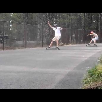 shoelongboarding