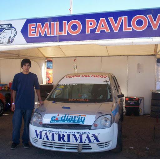 Emilio Pavlov