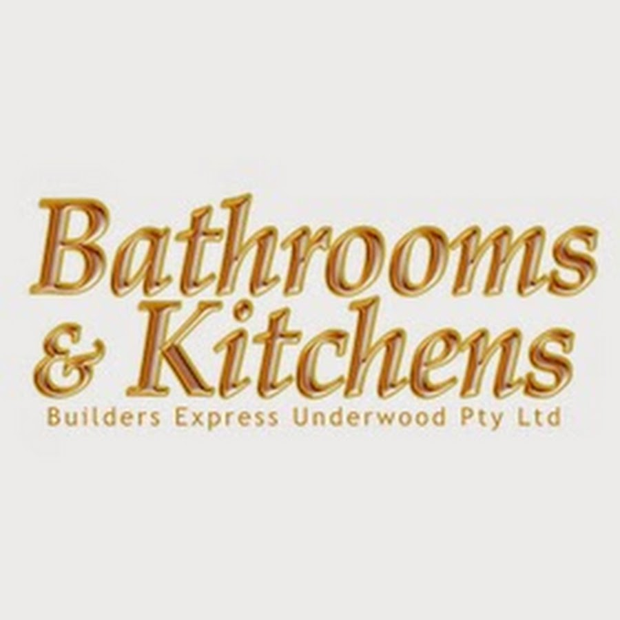 Bathrooms And Kitchens Builders Express Underwood YouTube - Express bathrooms