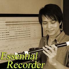 歌笛 ゆうほ.Essential Recorder