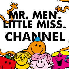MR MEN LITTLE MISS OFFICIAL