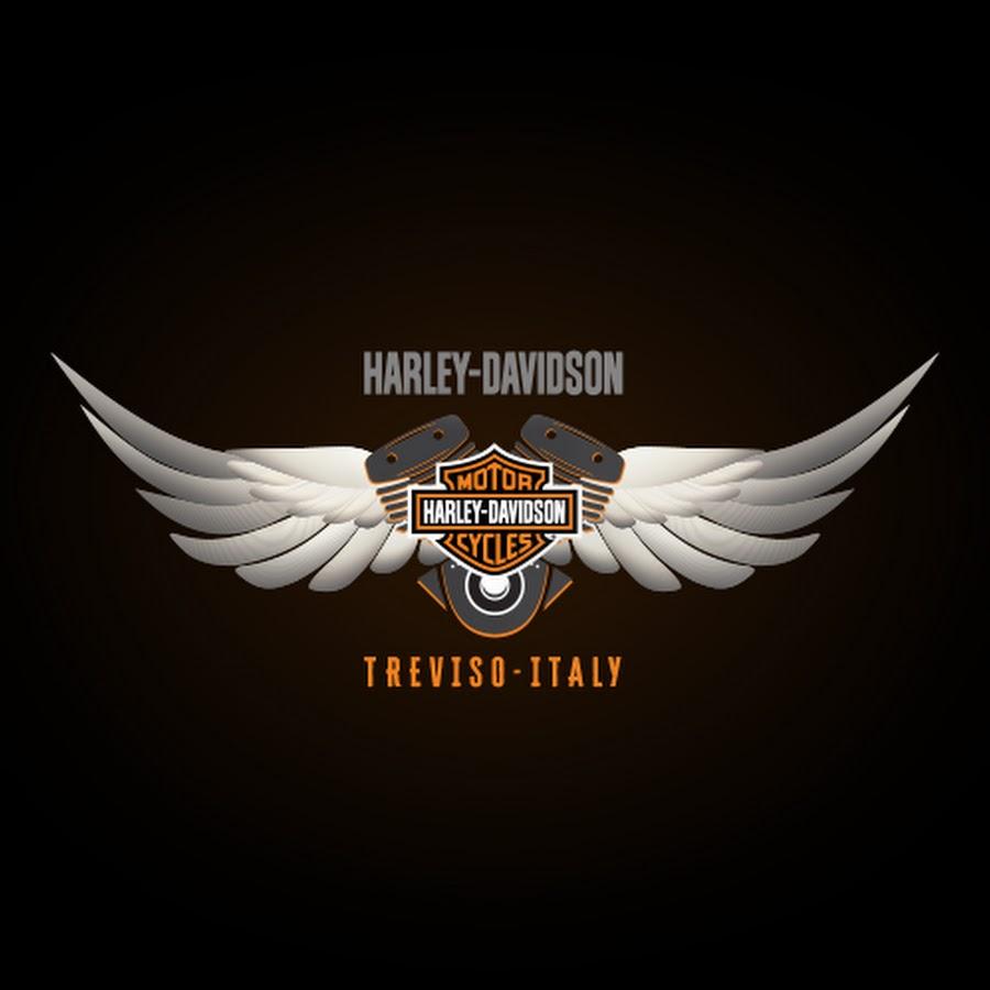 harley davidson treviso - youtube
