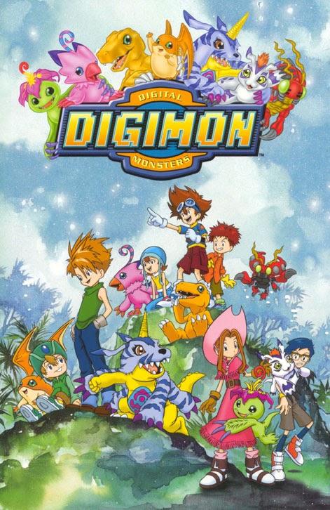 Cuộc phiêu lưu của các con thú -Digimon Adventure