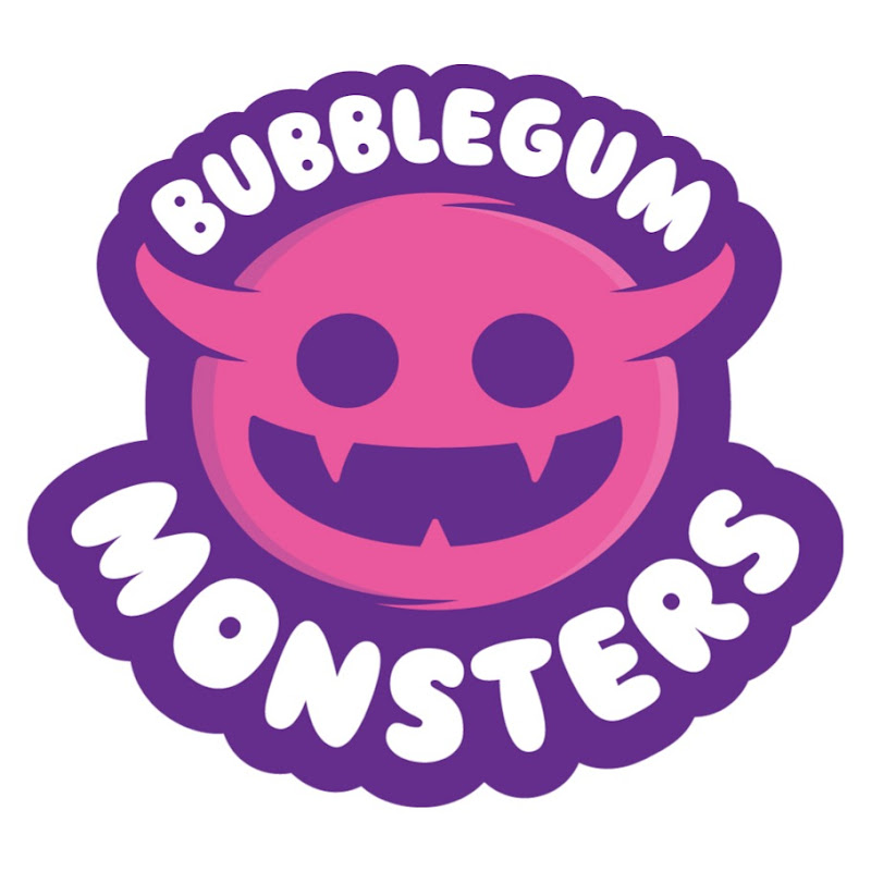 Bubblegummonsters