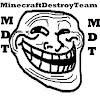 MinecraftDestroyTeam