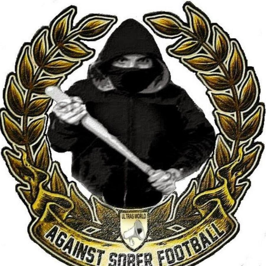 Football Logo Design: Ultras World Md