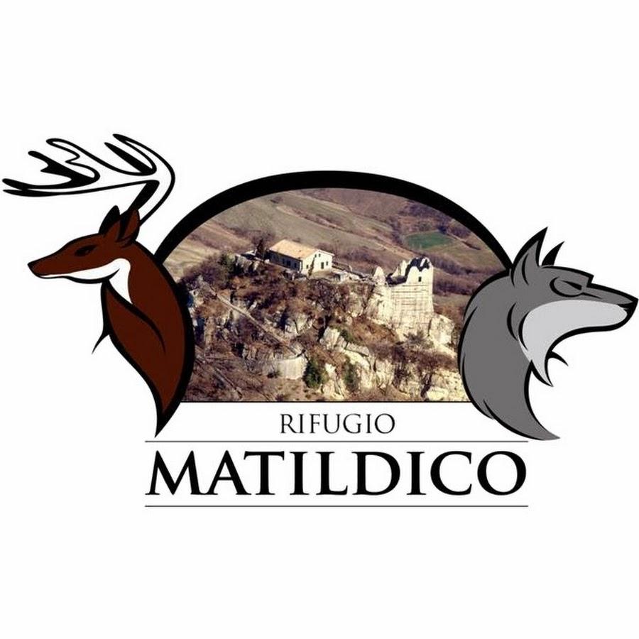Risultati immagini per logo rifugio matildico san polo