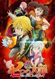 Xem Anime Thất Hình Đại Tội -Nanatsu no Taizai - Nanatsu no Taizai VietSub