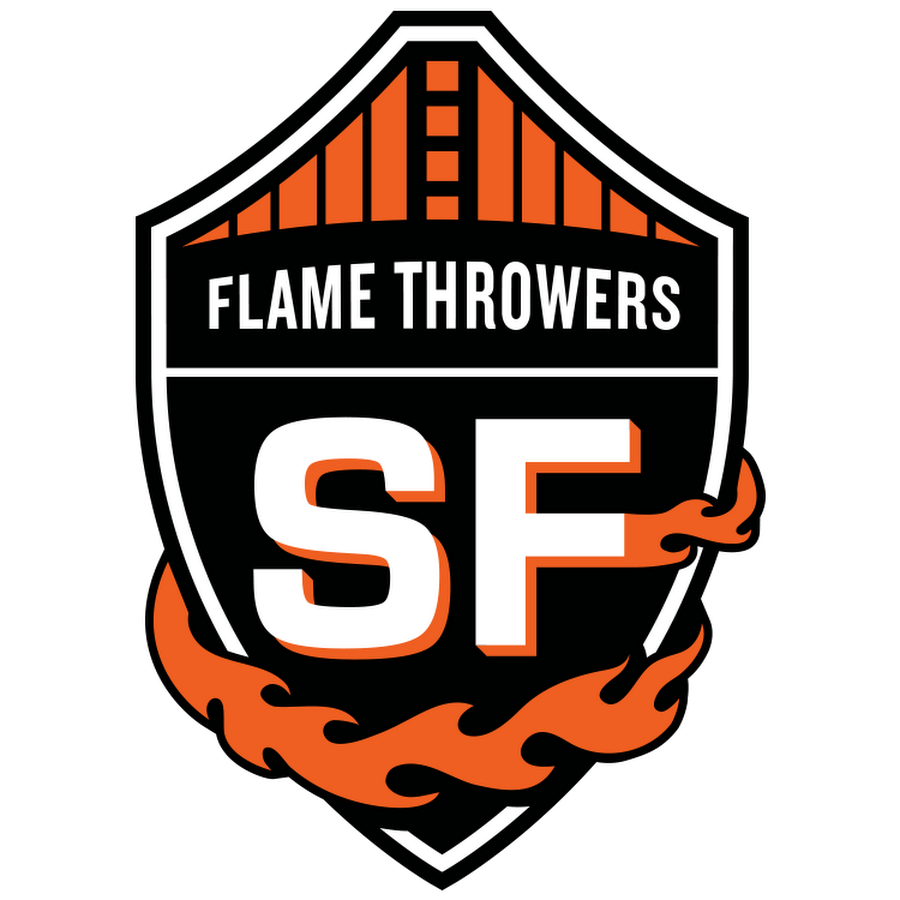San Francisco FlameThrowers Logo