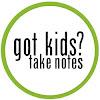 Got Kids Take Notes