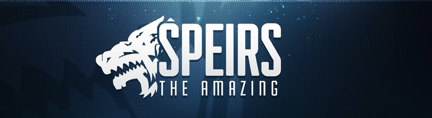 SpeirsTheAmazingHD's Cover Image