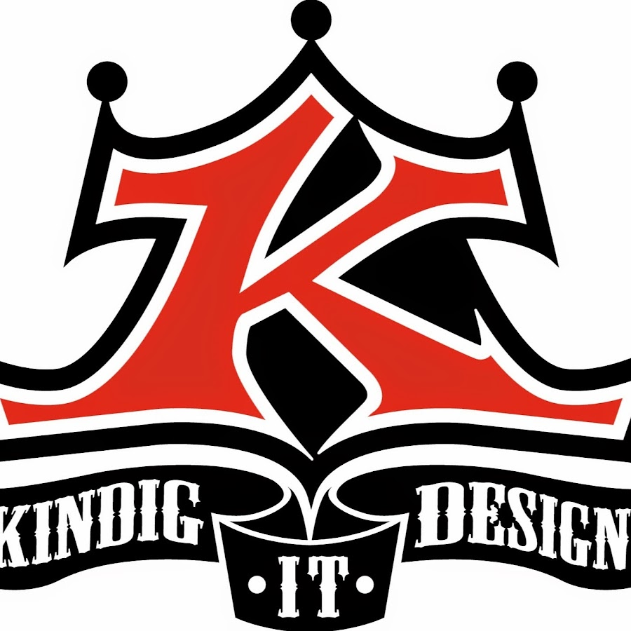 Kindig It Design Logo >> Kindigitdesign Youtube