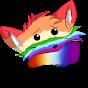 youtube(ютуб) канал TheRainbowFox