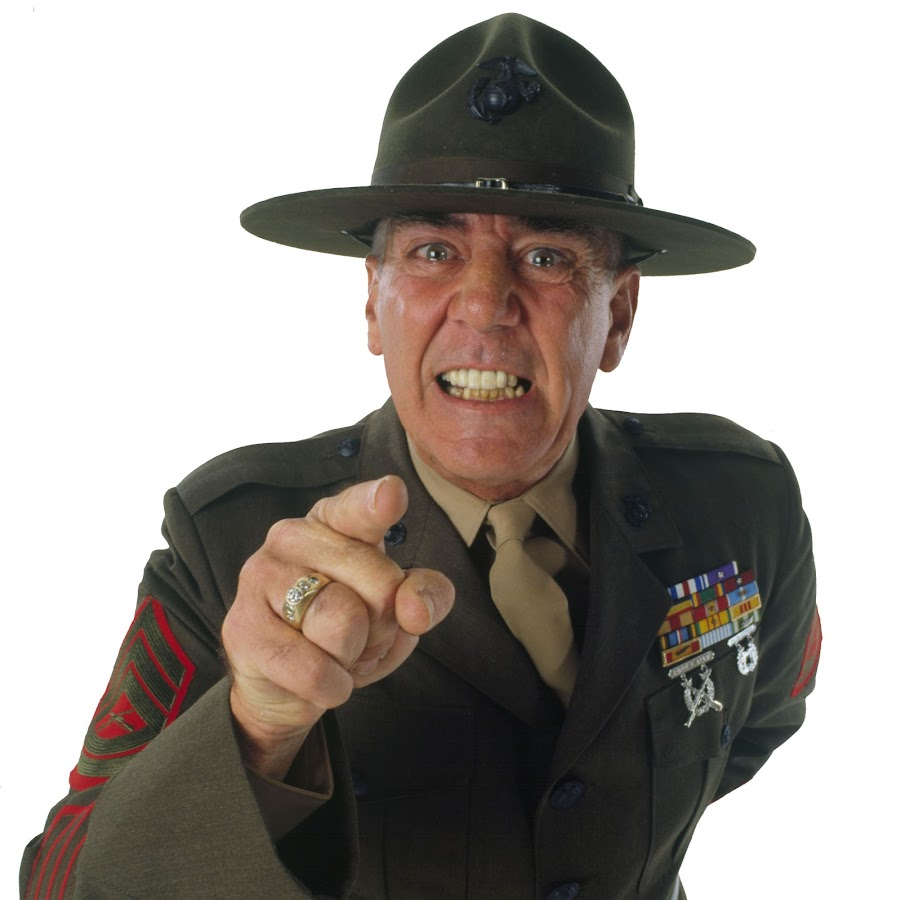 R. Lee Ermey - YouTube