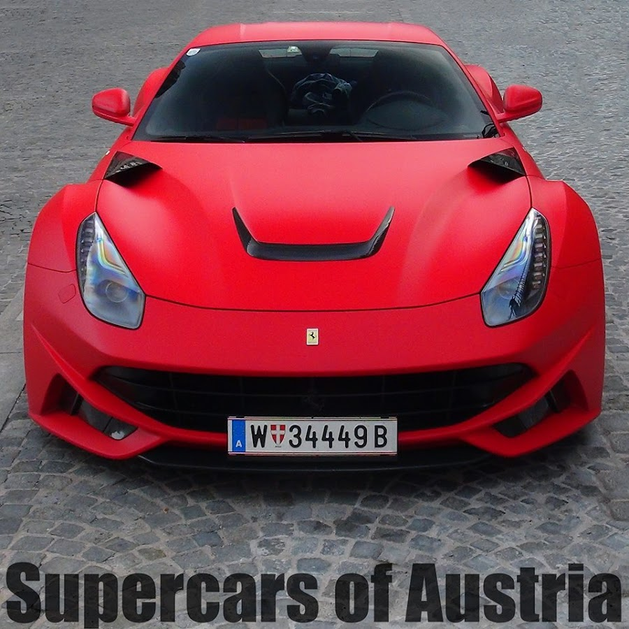 Supercars Of Austria Youtube