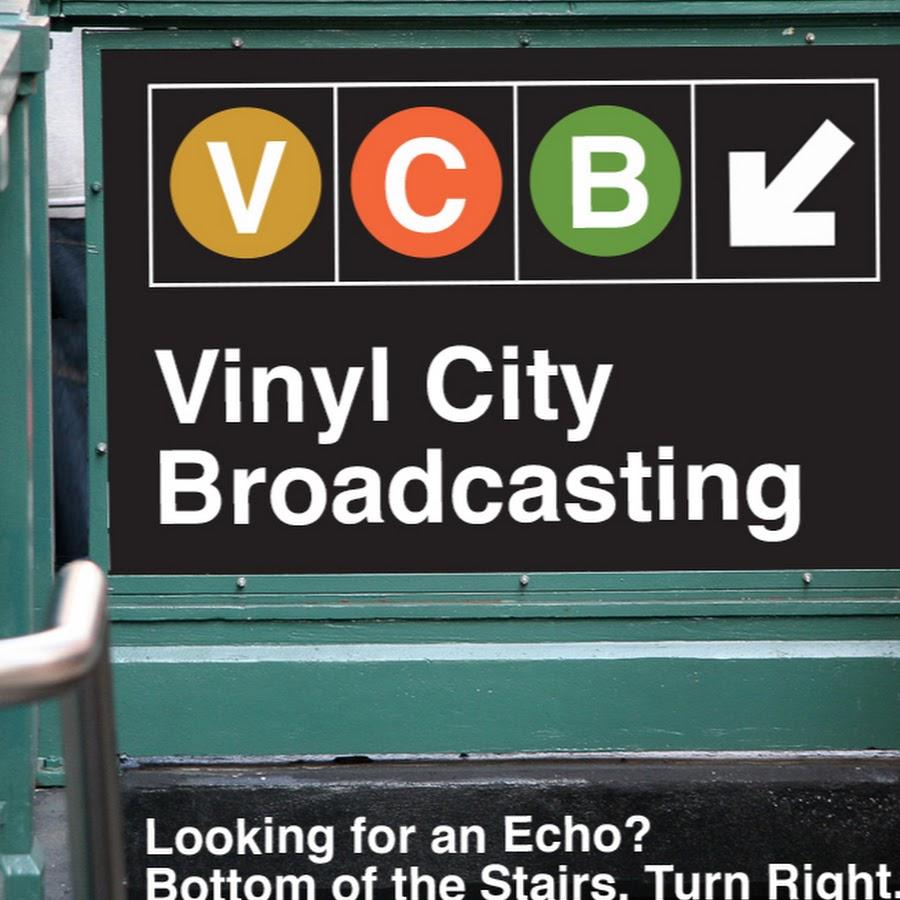 Image result for VCB VINYL CITY BROADCASTING