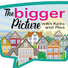 The Bigger Picture on WRCR with Kaira and Risa