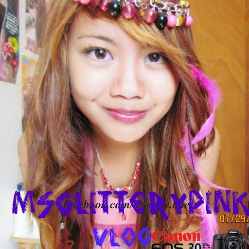 MsGlitteryPinkVlog