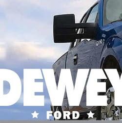 Dewey Ford