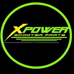 X Power Scooter parts