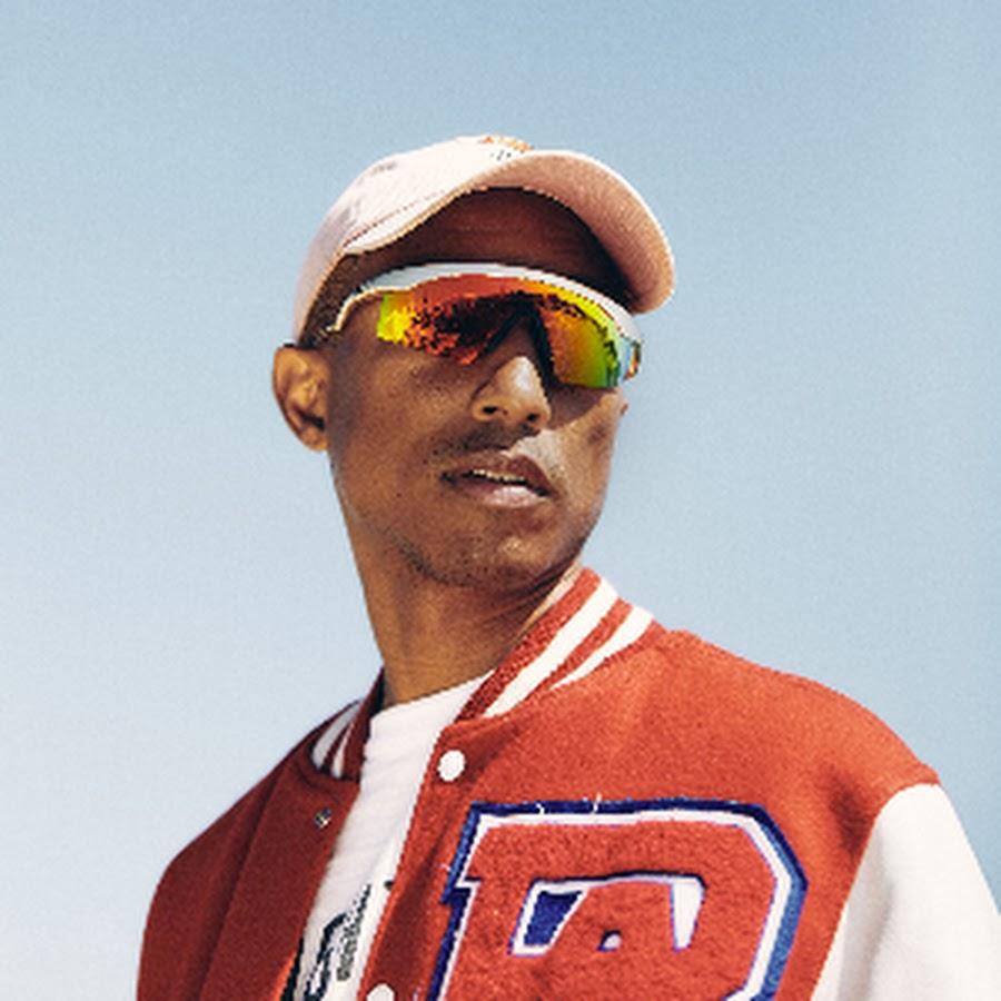 Pharrell Williams 1980 PharrellWilliam...