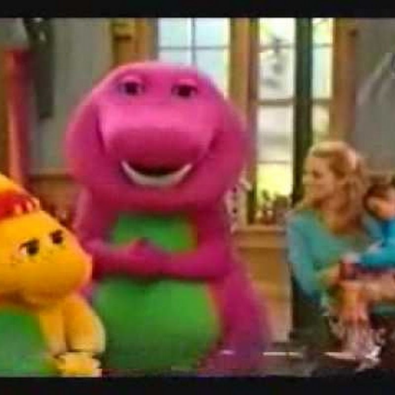 Bienvenido, Barney! Mexico Part 3