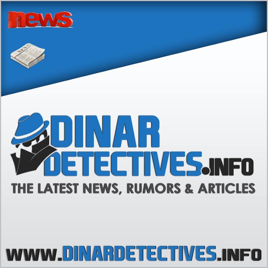 What is the premise of the Dinar Detectives website?