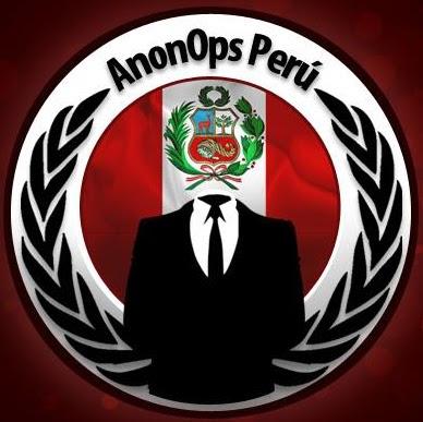AnonOps Peru