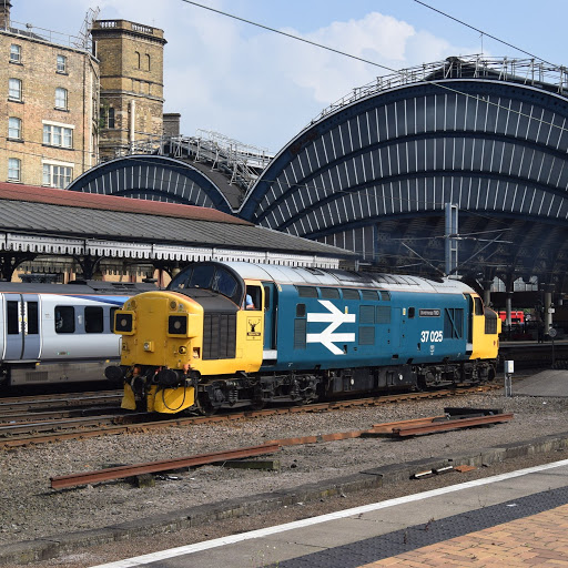 Great Eastern Rail Videos