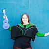 Angela Plays Ukulele