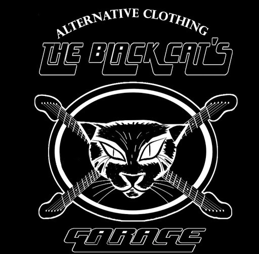 THE BLACK CAT'S GARAGE