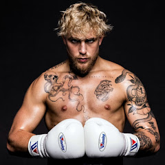 Jake Paul's channel picture