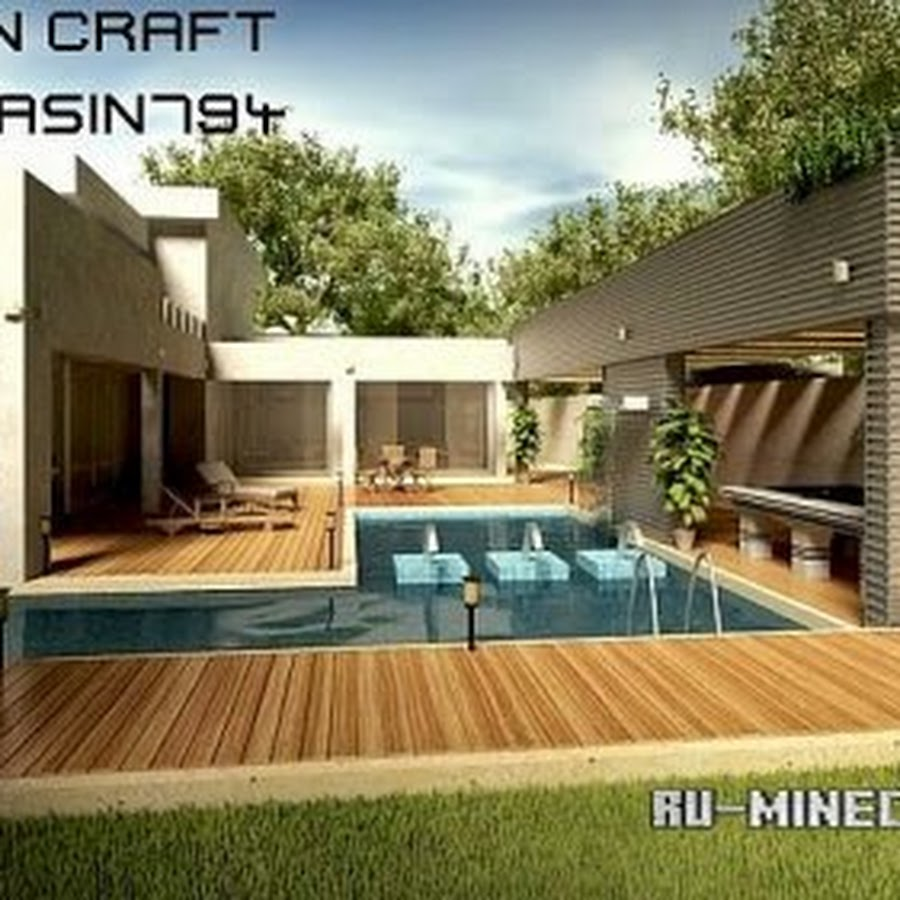 скачать текстур паки стиля модерн для minecraft 1 8 #5