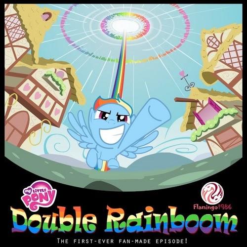 My Little Pony Double Rainboom