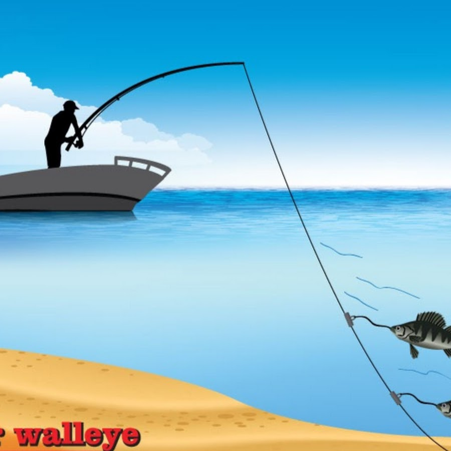 техника ловли спиннингом с берега
