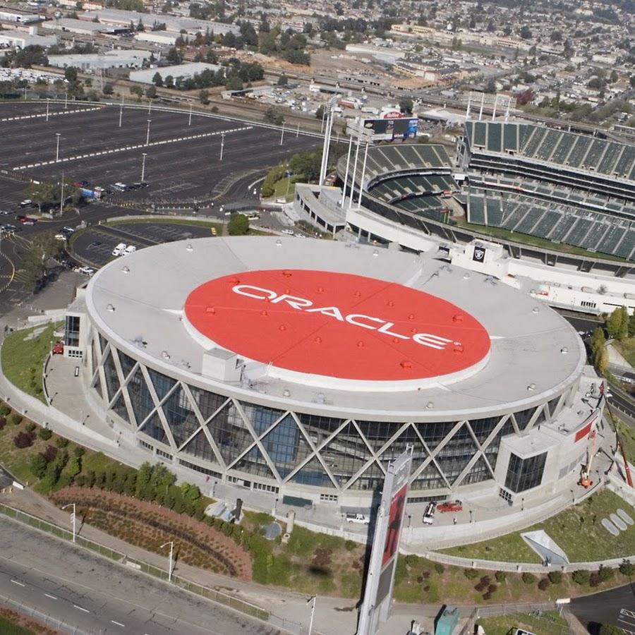 Oracle Stadium: Oracle Arena