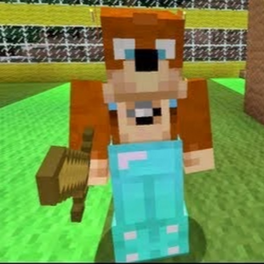 Minecraft L for Lee   garden stampylongnose and l for