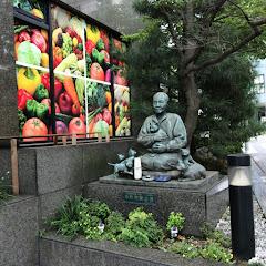 渋谷辺りを歩く