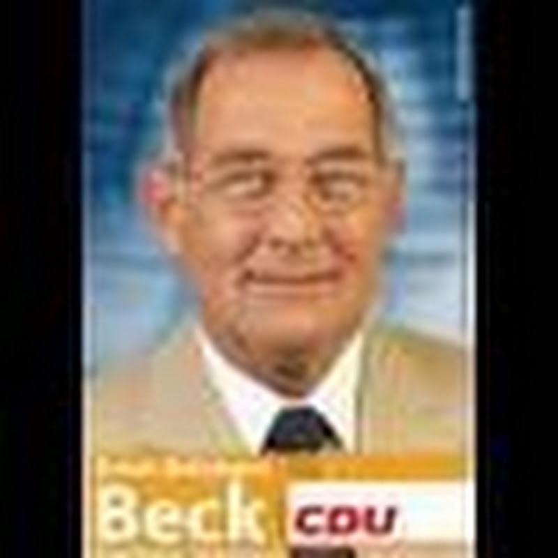 Ernst-Reinhard Beck