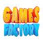 youtube(ютуб) канал GAMES FACTORY