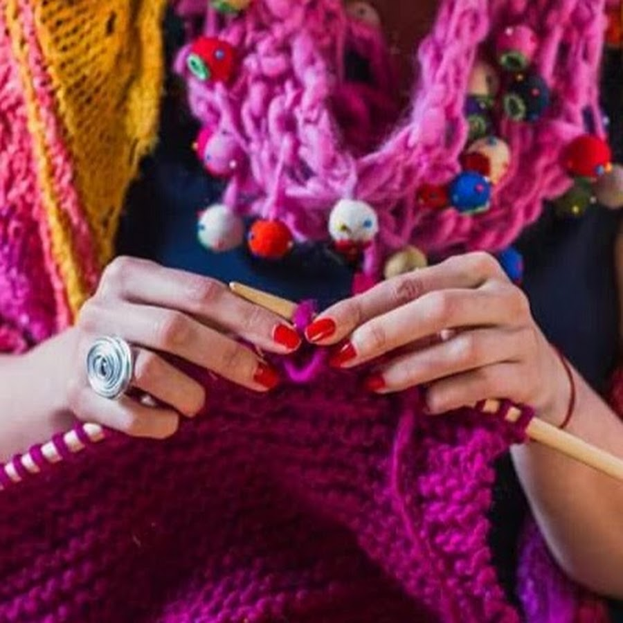 Knitting Unlimited Spot : Beautiful knitting stitches youtube