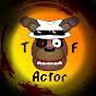 Toy Freddy Actor Animation