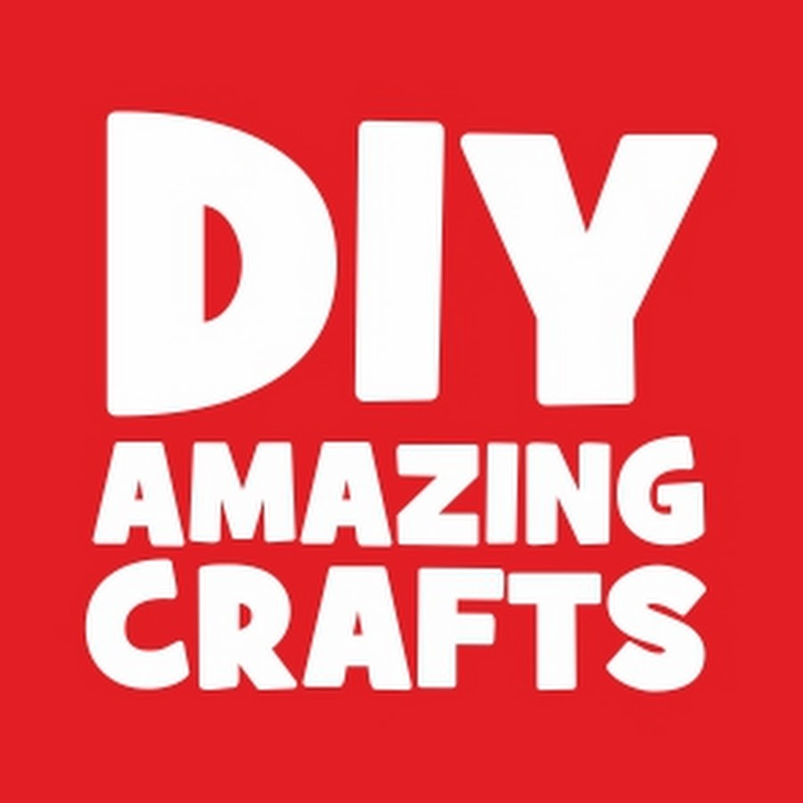 Diy amazing crafts youtube for Diy crafts youtube channels