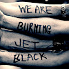 Burning Jet Black