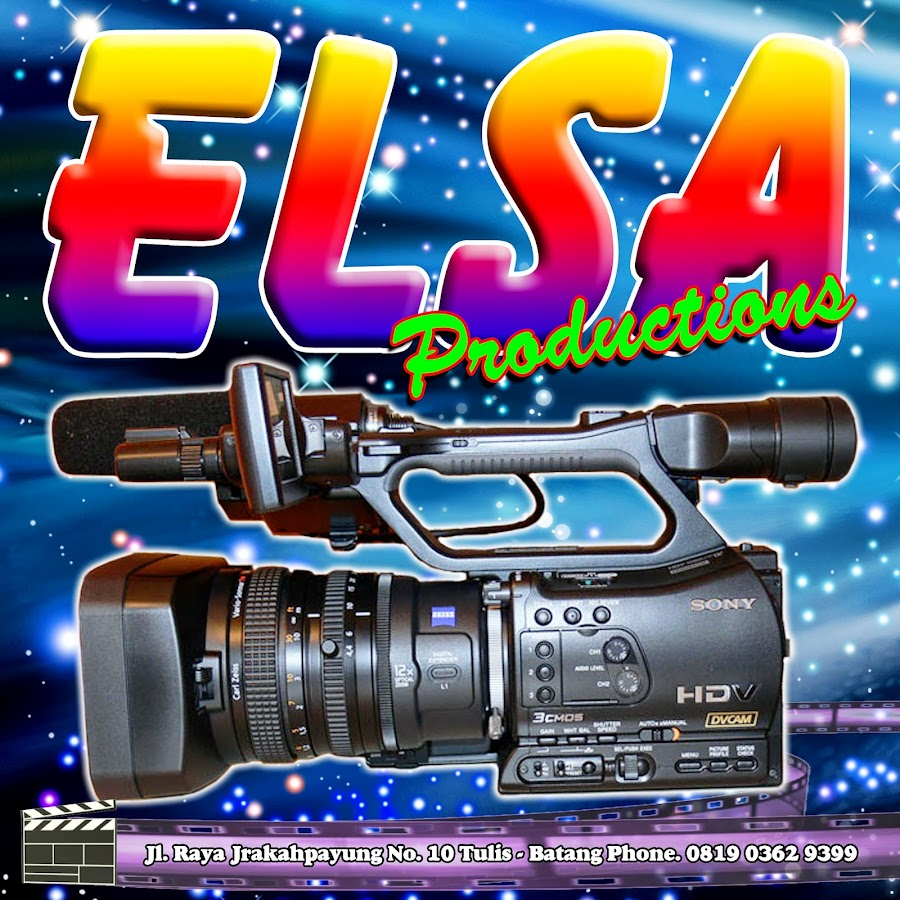Elsa Productions - YouTube